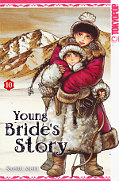 Frontcover Young Bride's Story 10