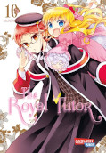 Frontcover The Royal Tutor 10