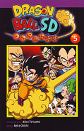 Frontcover Dragon Ball SD 5