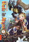 Frontcover Made in Abyss 1