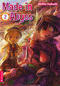 Frontcover Made in Abyss 2