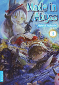 Frontcover Made in Abyss 3