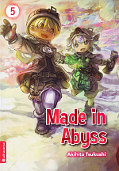 Frontcover Made in Abyss 5