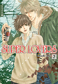 Frontcover Super Lovers 2