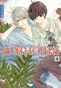 Frontcover Super Lovers 4