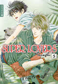 Frontcover Super Lovers 5