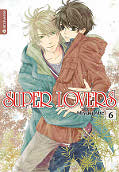 Frontcover Super Lovers 6