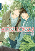 Frontcover Super Lovers 8