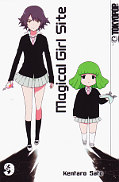 Frontcover Magical Girl Site 9
