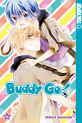 Frontcover Buddy Go! 11