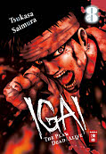 Frontcover Igai - The Play Dead/Alive 8