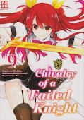 Frontcover Chivalry of a Failed Knight 9
