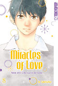 Frontcover Miracles of Love 8