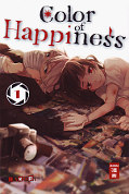 Frontcover Color of Happiness 1