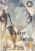 Frontcover Color of Happiness 3