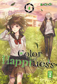 Frontcover Color of Happiness 4