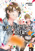 Frontcover Let's destroy the Idol Dream 2