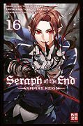 Frontcover Seraph of the End 16