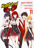 Frontcover HighSchool DxD 11