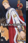 Frontcover Black Clover 16