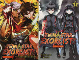 Frontcover Twin Star Exorcists: Onmyoji 1