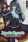 Frontcover Akashic Records of the Bastard Magic Instructor 5