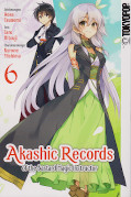 Frontcover Akashic Records of the Bastard Magic Instructor 6