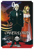Frontcover Overlord 9