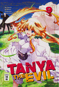 Frontcover Tanya the Evil 9