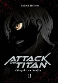 Frontcover Attack on Titan 2