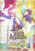 Frontcover Little Witch Academia 1