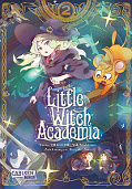 Frontcover Little Witch Academia 2