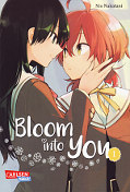 Frontcover Bloom into you 1