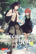 Frontcover Bloom into you 2