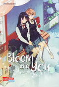 Frontcover Bloom into you 3