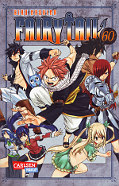 Frontcover Fairy Tail 60