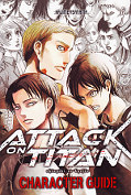 Frontcover Attack on Titan - Character Guide  1