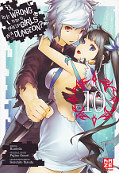 Frontcover Is it Wrong to Try to Pick Up Girls in a Dungeon? 10