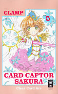 Frontcover Card Captor Sakura Clear Card Arc 5