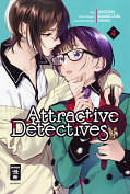 Frontcover Attractive Detectives 4