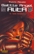 Frontcover Battle Angel Alita 4