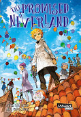 Frontcover The Promised Neverland 9