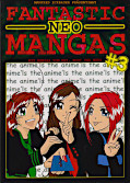 Frontcover Fantastic Neo-Mangas 3
