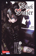 Frontcover Black Butler 27
