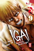 Frontcover Igai - The Play Dead/Alive 9