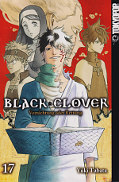 Frontcover Black Clover 17