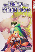 Frontcover The Rising of the Shield Hero 11