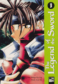 Frontcover The Legend of the Sword 1