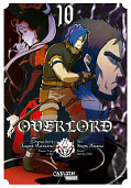 Frontcover Overlord 10