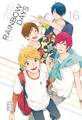 Frontcover Rainbow Days 16